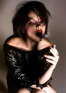 Christina Ricci Smoking Cigarettes