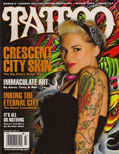 Princess Tattoos: Tattoo Art Magazine