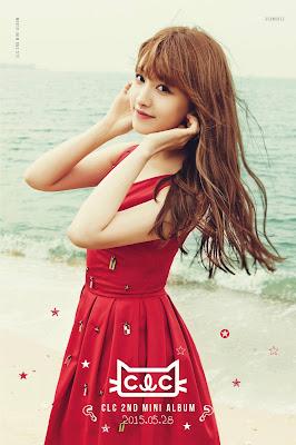 CLC Seunghee