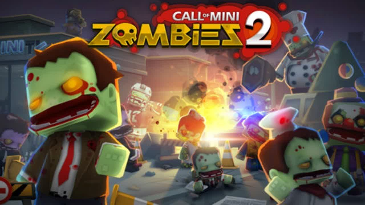 Call of Mini Zombies 2 v1.2.3  Apk + Mod + Data