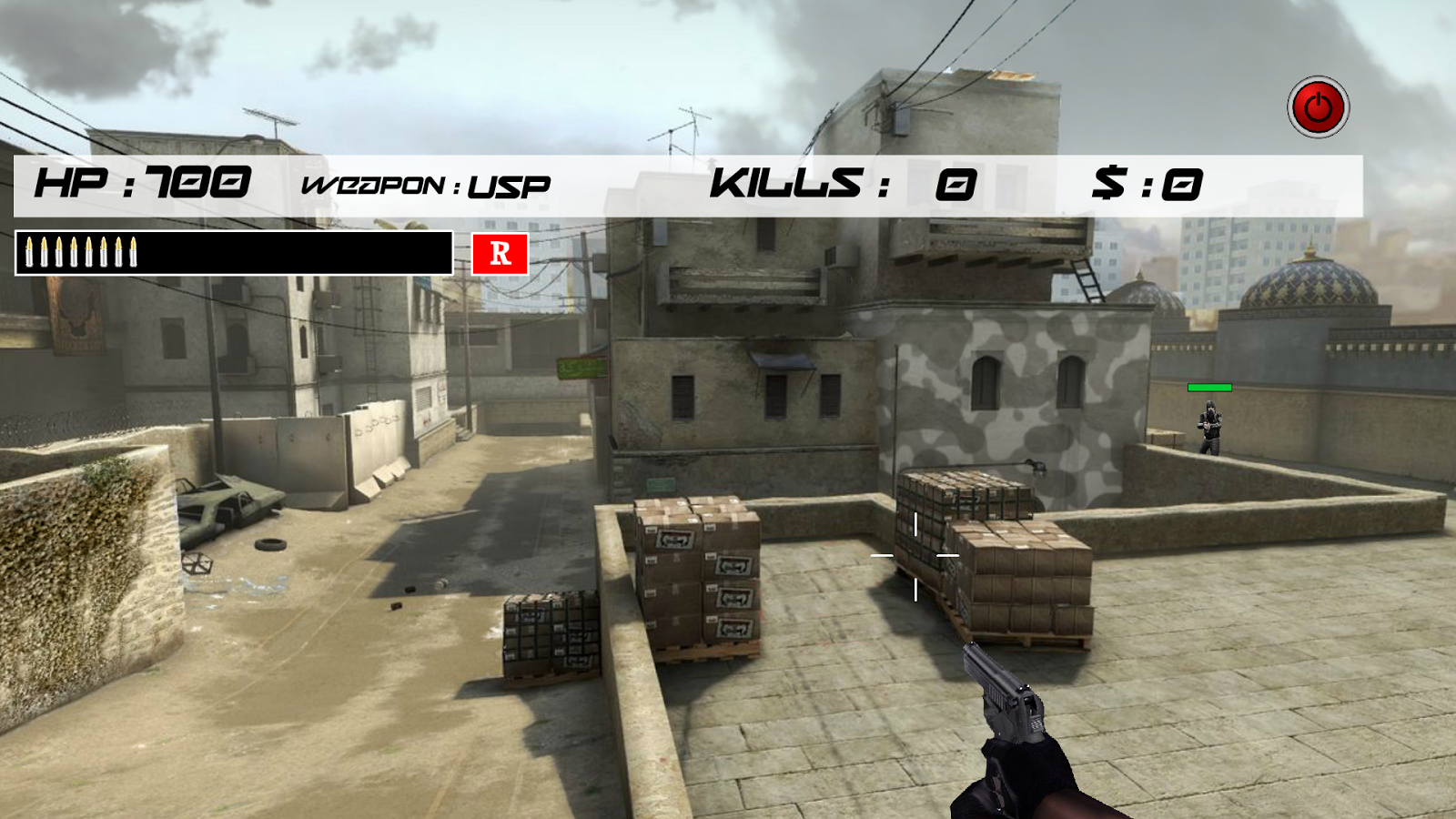 Counter Striker V1.0.7.apk