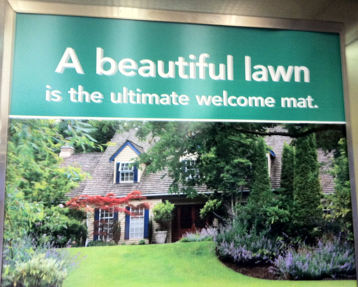 old urbanist setbacks suburbs and the american front lawn rare honesty in advertising