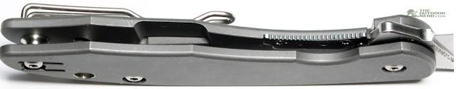 Spyderco Mantra EDC Pocket Knife - Lock