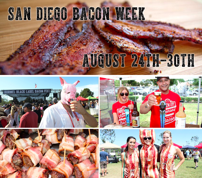 San Diego Bacon Week!