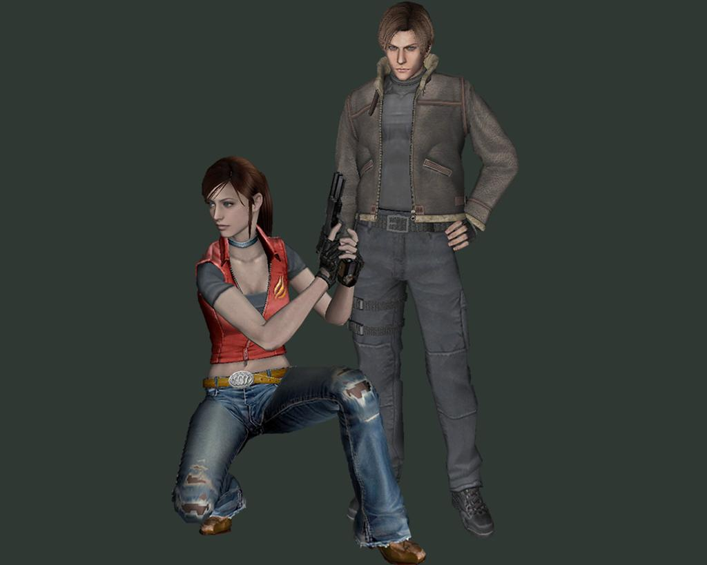 Resident Evil HD & Widescreen Wallpaper 0.991540536996448