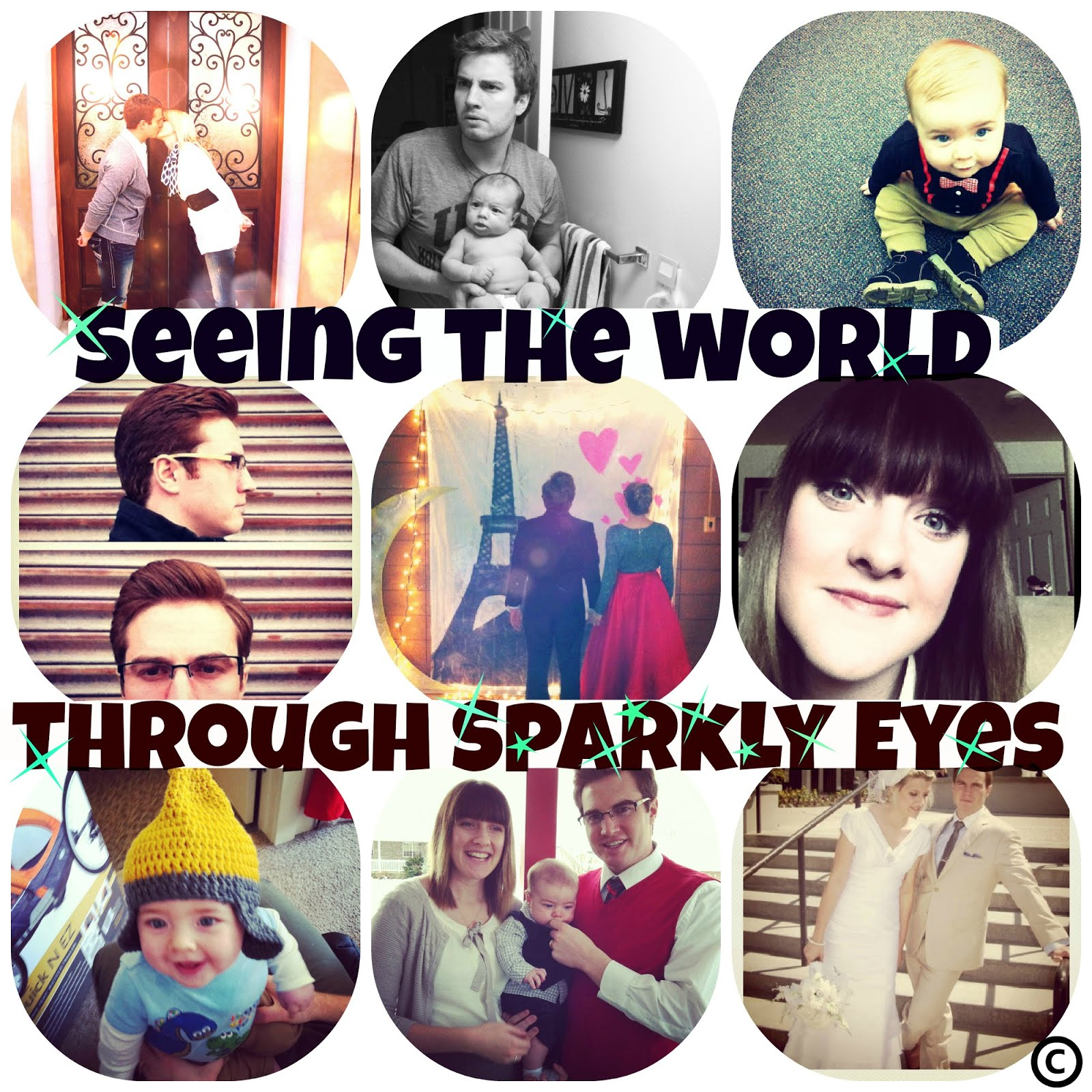 Seeing the world through Sparkly Eyes