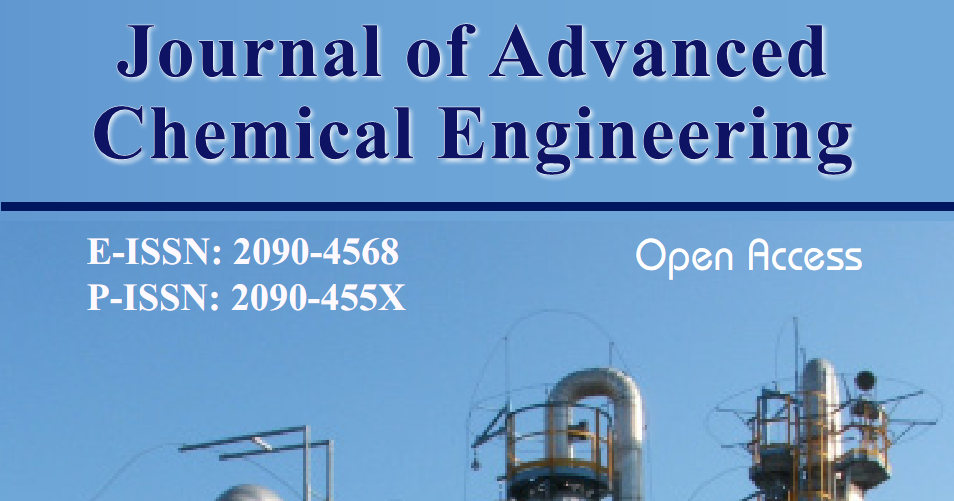Free Journal Site   Journal of Advanced Chemical Engineering ~ Free Journal Site
