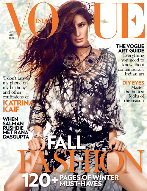 Katrina Kaif Vogue