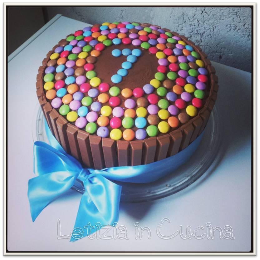 Letizia In Cucina Buon Compleanno Christian 1 Torta