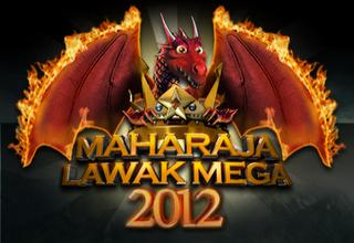 Video Maharaja Lawak Mega 2012 Final - Minggu 10