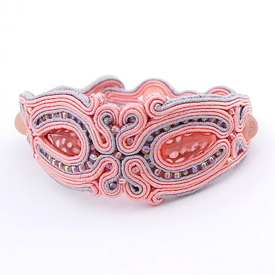 sutasz bransoletka soutache bracelet 4