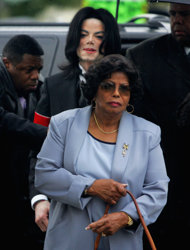 Katherine Jackson, Mother of Michael Jackson
