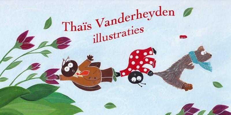Thaïs Vanderheyden Illustraties