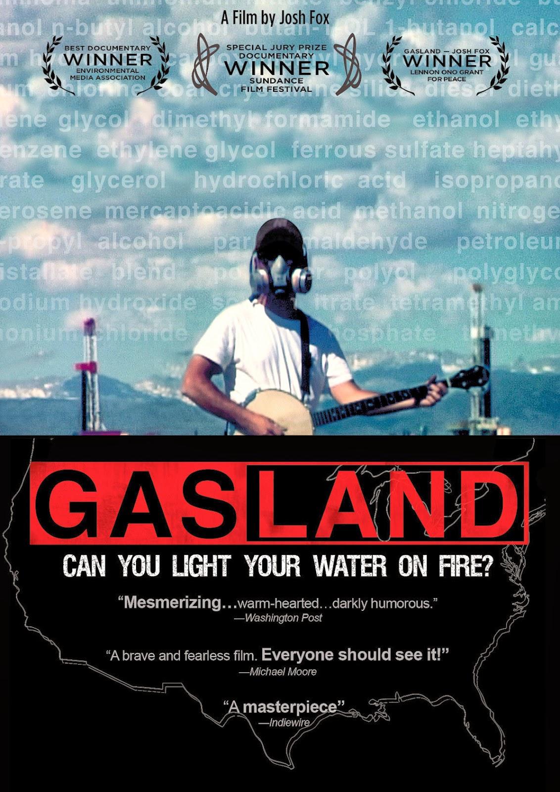Газланд / Gasland (2010)