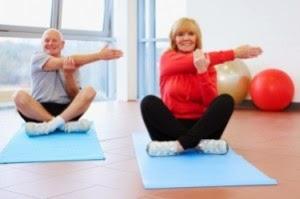 Les bienfaits du yoga chez les personnes âgées