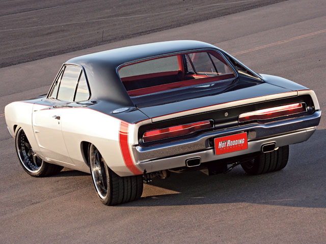 The Hottest Muscle Cars In The World  January 2012