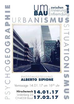 DIE NEUE FOTOAUSSTELLUNG DES FOTOGRAFEN ALBERTO SIPIONE