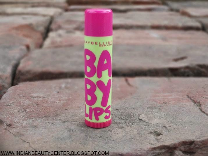 Maybelline Baby Lips Lip Balm Watermelon Smooth India