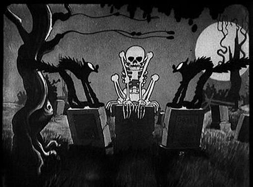 The Spooky Vegan: 31 Days of Halloween: Vintage Halloween Cartoons