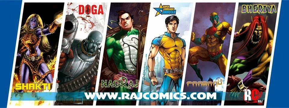 raj comics dhruv pdf free