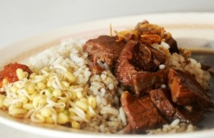 Cara Membuat Nasi Rawon Khas Jawa Timur Paling Gampang