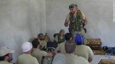 NATO Using Al Qaeda Rat Lines to Flood Syria With Foreign Terrorists | Libyan_Terrorists_In_Syria | Military NATO War Propaganda World News