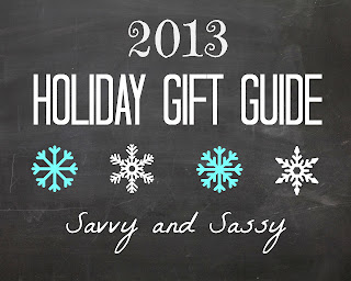 Savvy and Sassy: Holiday Gift Guide Winner Announcement - Lucky ...