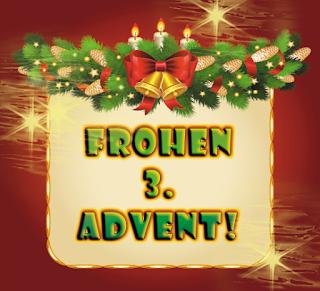 Frohen 3. Advent Bild