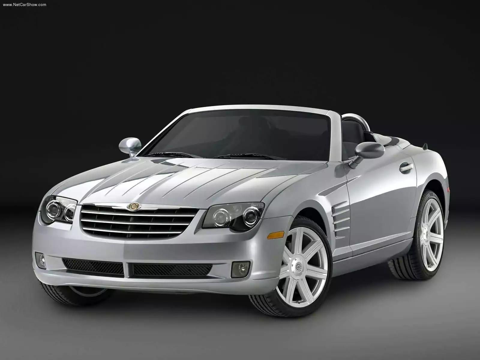 Hình ảnh xe ô tô Chrysler Crossfire Roadster 2005 & nội ngoại thất