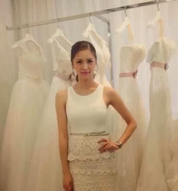 "latest movie ""Bride For Rent"" opposite perennial partner Xian Lim, Kim"