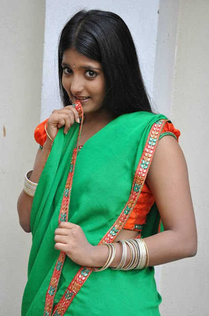 Ulka Gupta Stills At Andhra Pori Movie Press Meet