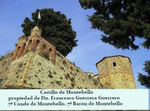 Castillo de Montebello