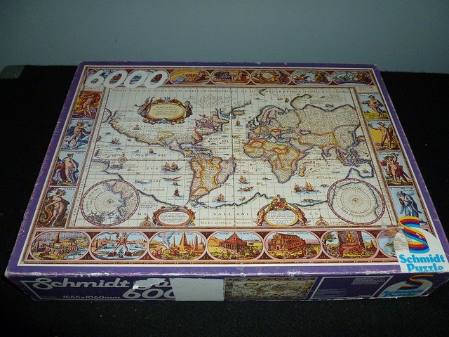 Sex drugs and jigsaw puzzles the big boys historic world map schmidt gumiabroncs Choice Image