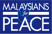 Register Peace Malaysia VOLUNTEER TODAY!