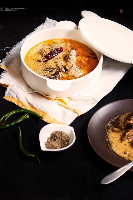 Awadhi Mutton rezala recipe