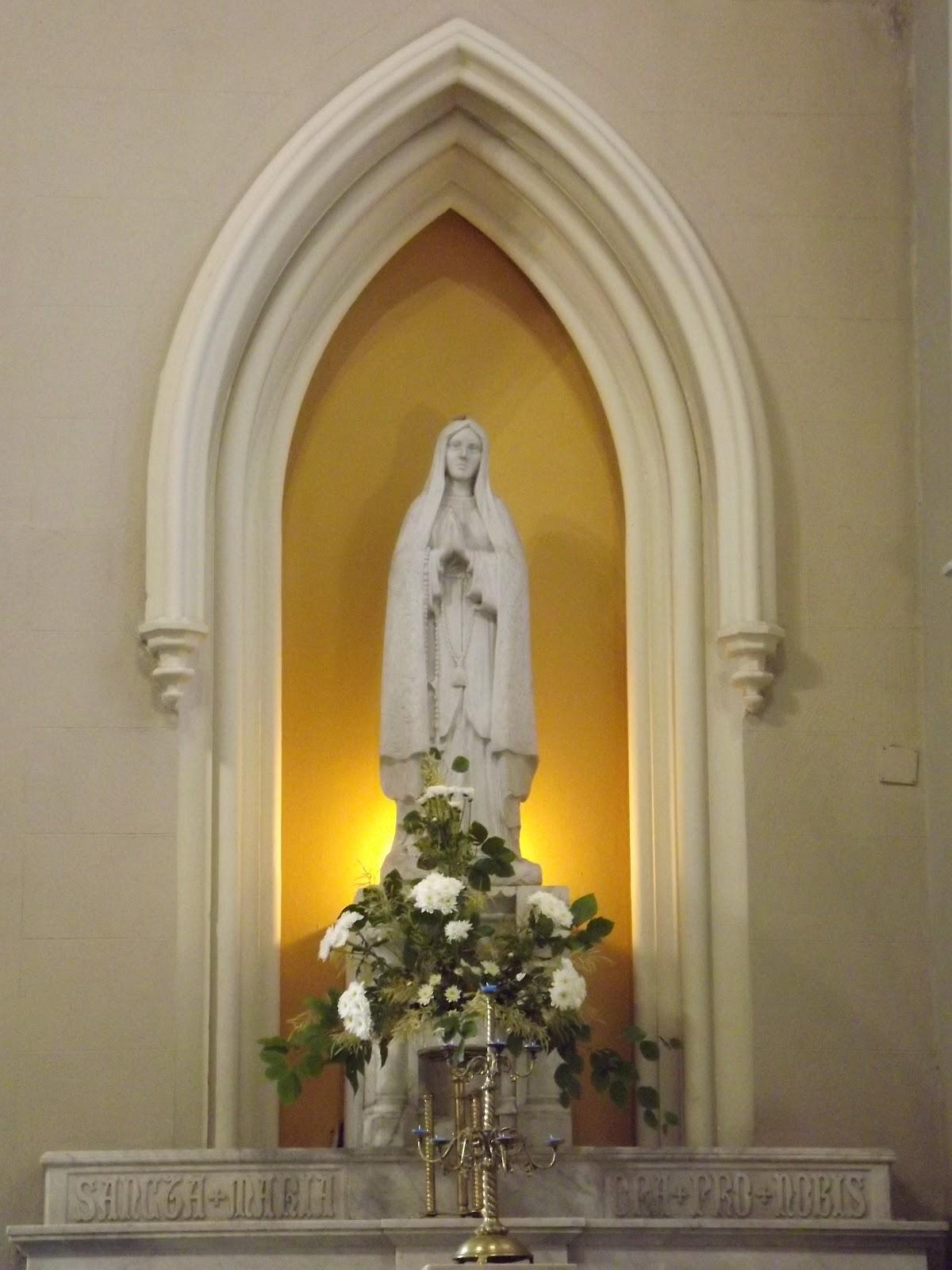 The Catholic Heritage Association Of Ireland Vigil Of St