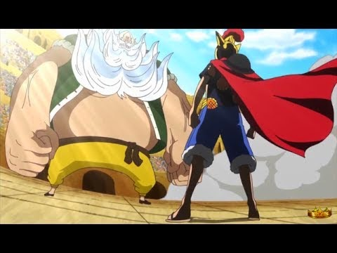 Luffy vs Don Chinjao