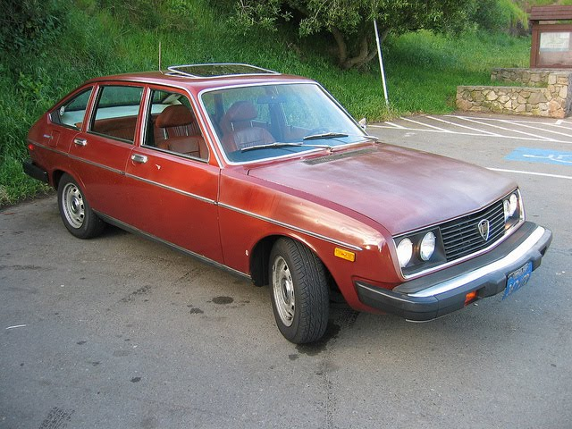 just a car geek 1978 lancia beta sedan a remarkably well preserved example. Black Bedroom Furniture Sets. Home Design Ideas