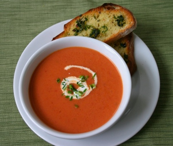 CREAM OF TOMATO SOUP | Free Recipe Hub