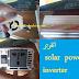 انفرترsolar power inverter لتحويل 12v الى 220v