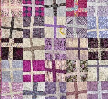 Michele Bilyeu Creates *With Heart and Hands*: Cross, Plus, or ... : plus quilts - Adamdwight.com