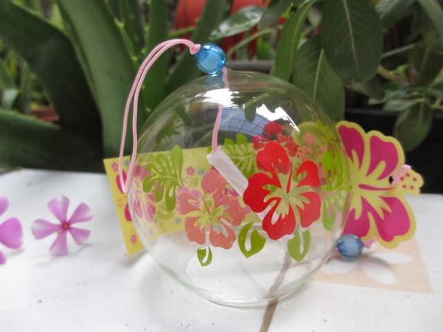 Furin glass bel