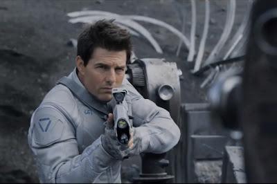 Oblivion, Aksi Futuristik Tom Cruise Setelah Kehancuran Bumi