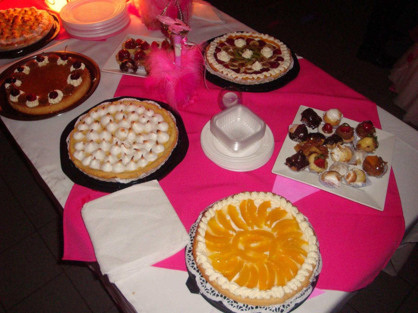 Comida casera y mesa dulce para cumplea os y eventos mesa dulce 15 a os - Comidas para cumpleanos en casa ...