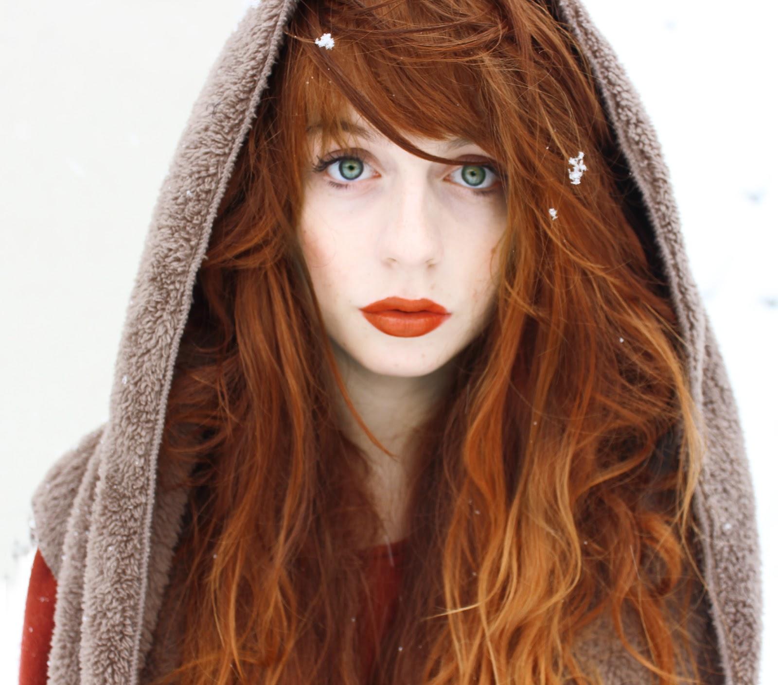 redhead gallery: