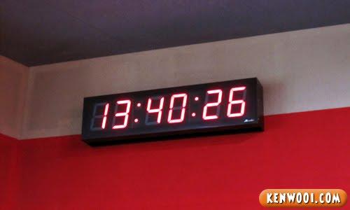radio station time