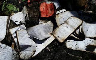 Extremistas queimaram a Igreja da Multiplicação em Israel