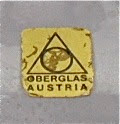 Oberglas label