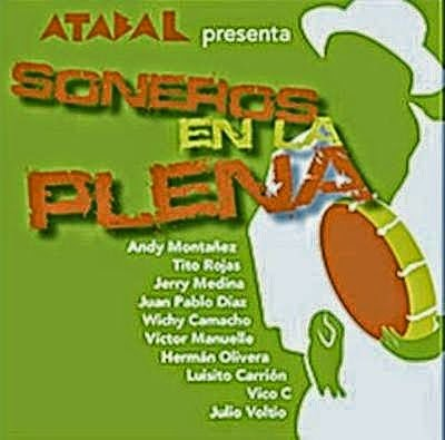 atabal soneros plena