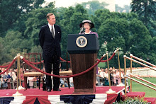 Queen Elizabeth II at White House